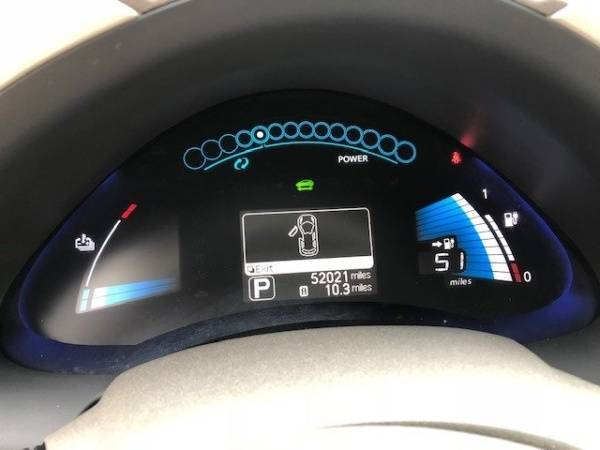 2011 Nissan LEAF JN1AZ0CP4BT003541