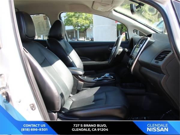 2016 Nissan LEAF 1N4BZ0CP9GC300190