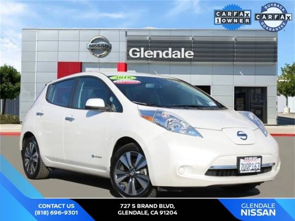 2016 Nissan LEAF 1N4BZ0CP0GC314060