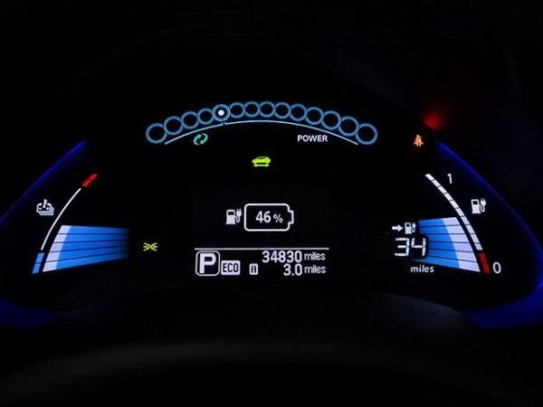 2016 Nissan LEAF 1N4AZ0CP1GC308585