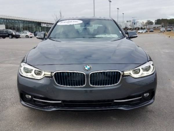 2018 BMW 3 Series WBA8E1C57JA756581