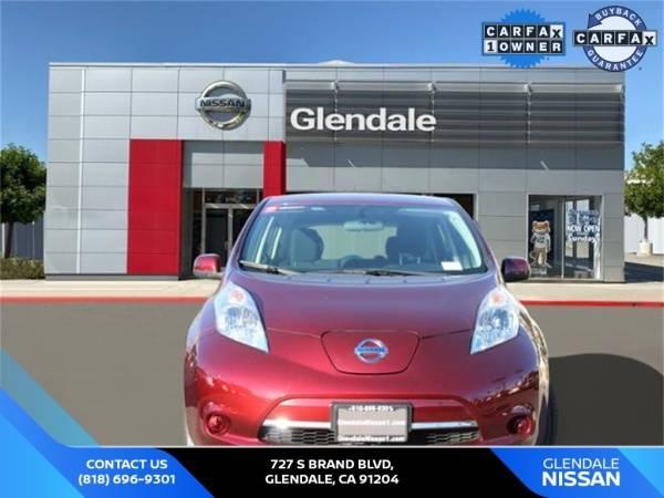 2016 Nissan LEAF 1N4AZ0CP5GC302417