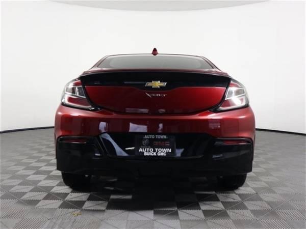 2017 Chevrolet VOLT 1G1RC6S58HU106803