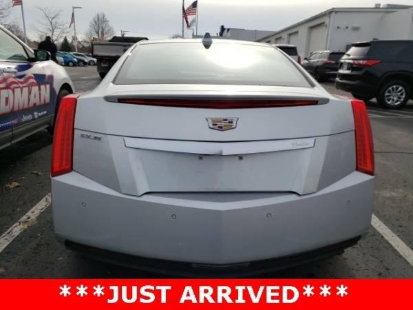 2016 Cadillac ELR 1G6RL1E48GU140190