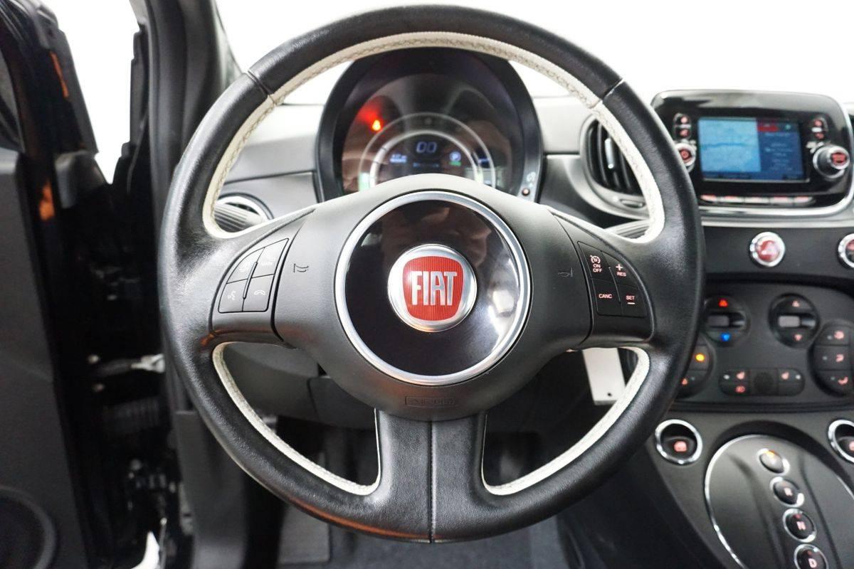 2016 Fiat 500e 3C3CFFGE9GT201557