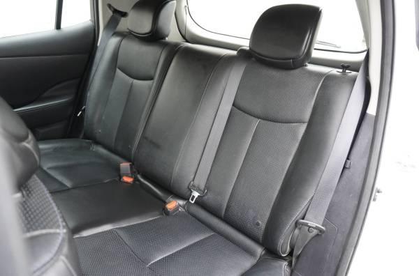 2016 Nissan LEAF 1N4BZ0CP5GC301983