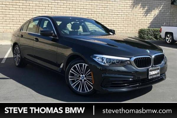 2019 BMW 5 Series WBAJA9C58KB389939