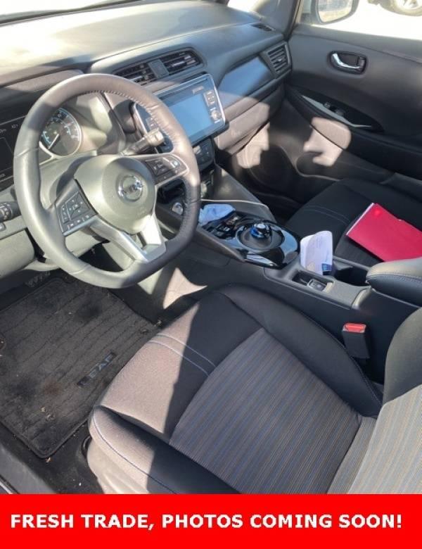 2019 Nissan LEAF 1N4AZ1CP2KC315320