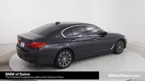2018 BMW 5 Series WBAJB1C51JB084067