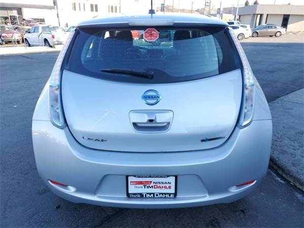 2014 Nissan LEAF 1N4AZ0CP1EC333242