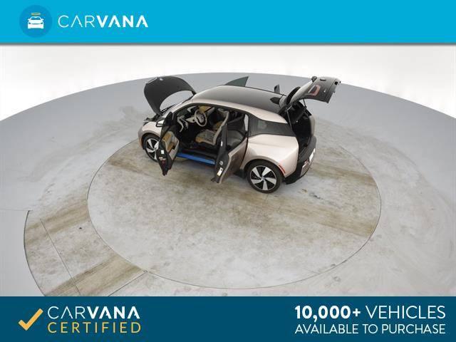 2015 BMW i3 WBY1Z2C5XFV555741