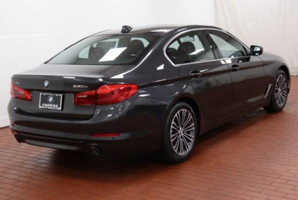 2020 BMW 5 Series WBAJB1C07LCD31810