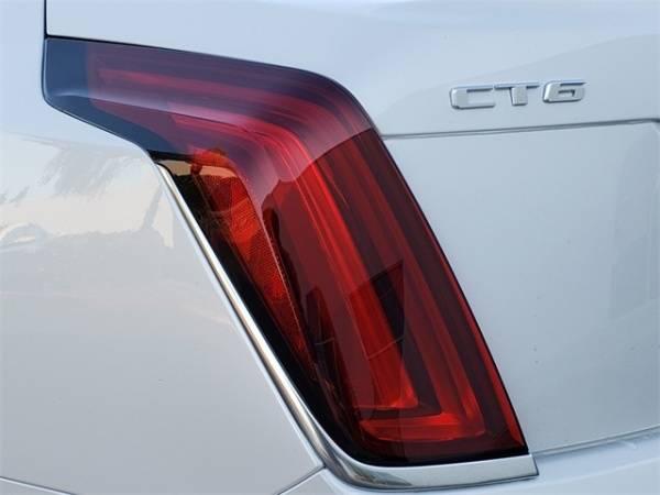 2018 Cadillac CT6 LREKK5RX1JA011697