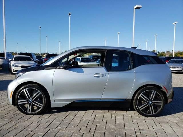 2017 BMW i3 WBY1Z8C53HV889860