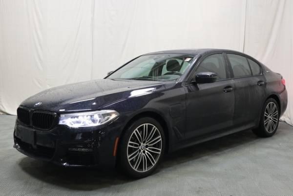 2019 BMW 5 Series WBAJB1C5XKB376088