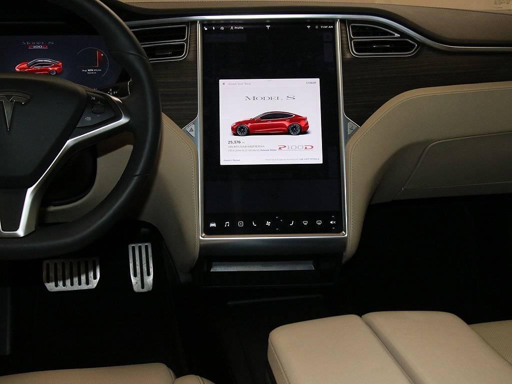 2016 Tesla Model S 5YJSA1E44GF163544