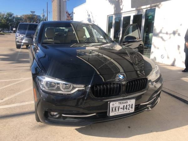 2018 BMW 3 Series WBA8E1C59JA177950