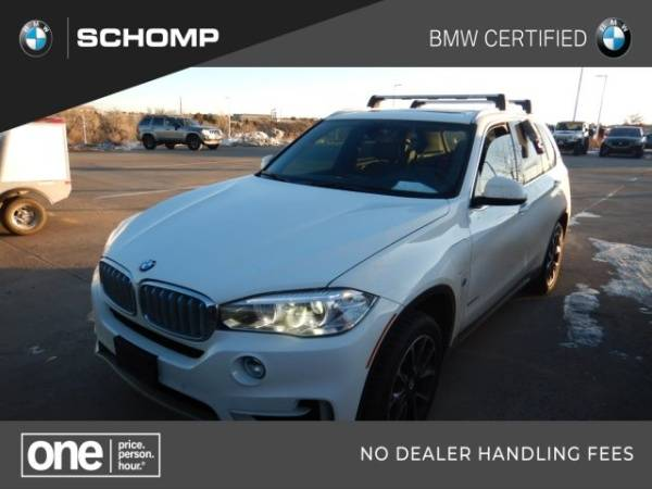 2018 BMW X5 xDrive40e 5UXKT0C50J0W02694