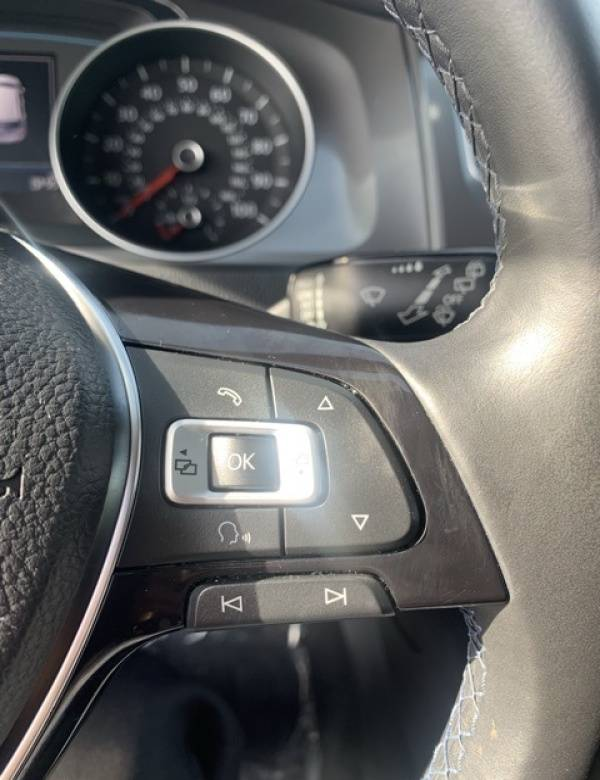 2016 Volkswagen e-Golf WVWPP7AU4GW917227