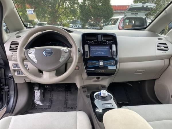 2014 Nissan LEAF 1N4AZ0CPXEC338097