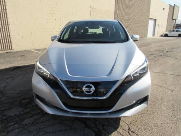 2019 Nissan LEAF 1N4AZ1CP4KC311625