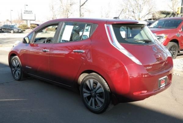 2017 Nissan LEAF 1N4BZ0CP5HC302682