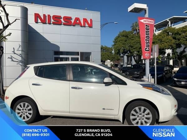 2017 Nissan LEAF 1N4BZ0CP3HC300803