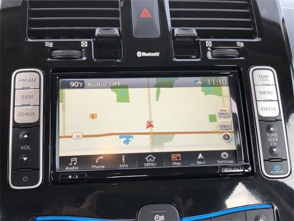 2016 Nissan LEAF 1N4BZ0CP7GC300723