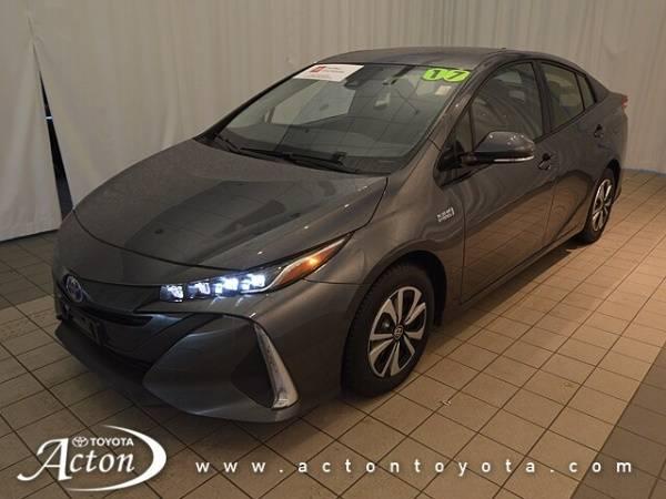 2017 Toyota Prius Prime JTDKARFP2H3001840