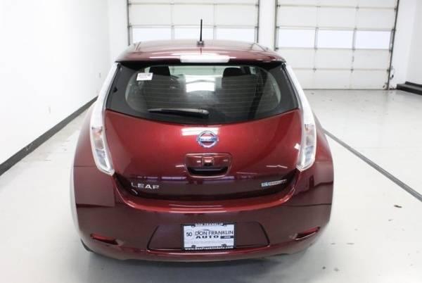2016 Nissan LEAF 1N4BZ0CP0GC313748
