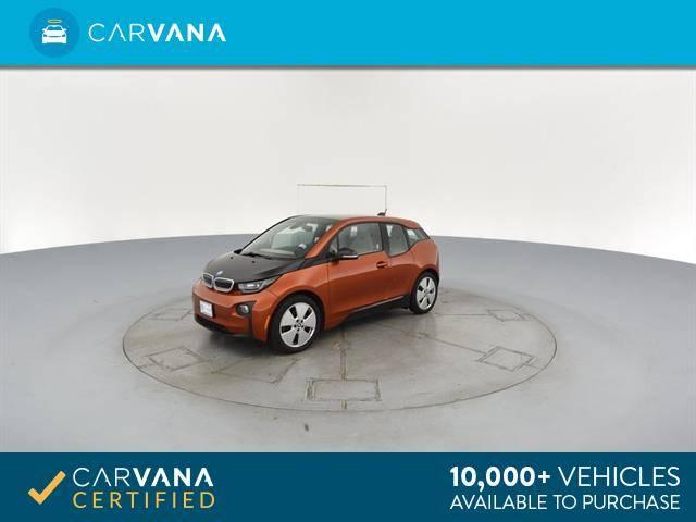 2015 BMW i3 WBY1Z4C57FV278560