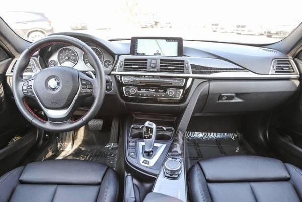 2017 BMW 3 Series WBA8E1C52HK895098