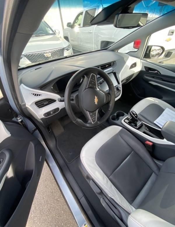 2017 Chevrolet Bolt 1G1FX6S06H4132733