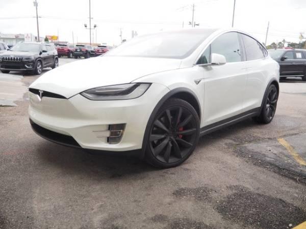 2019 Tesla Model X 5YJXCBE49KF204992