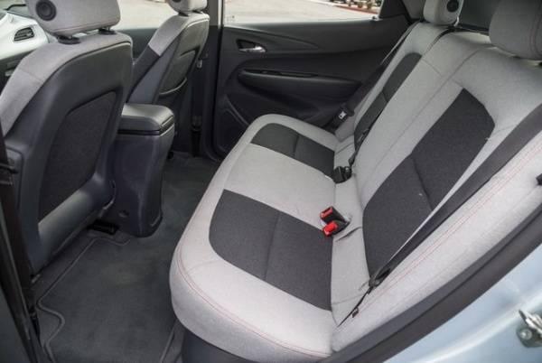 2017 Chevrolet Bolt 1G1FW6S08H4130999