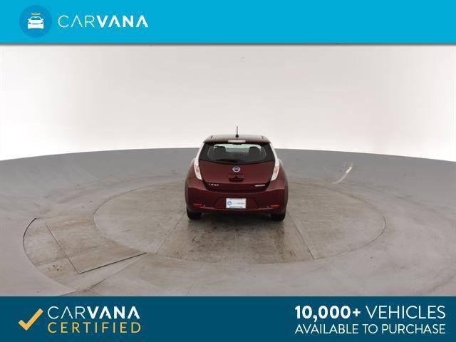 2017 Nissan LEAF 1N4BZ0CP9HC303396