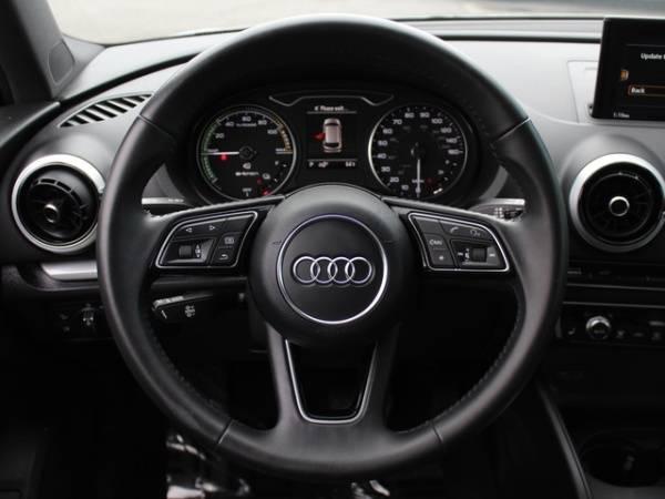 2017 Audi A3 Sportback e-tron WAUUPBFF2HA071451