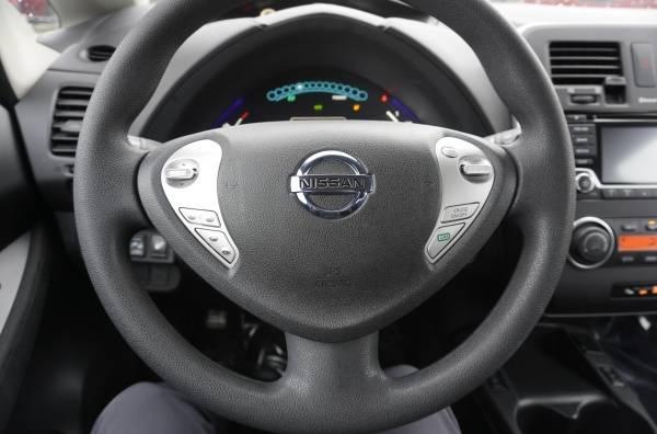 2017 Nissan LEAF 1N4BZ0CPXHC301219