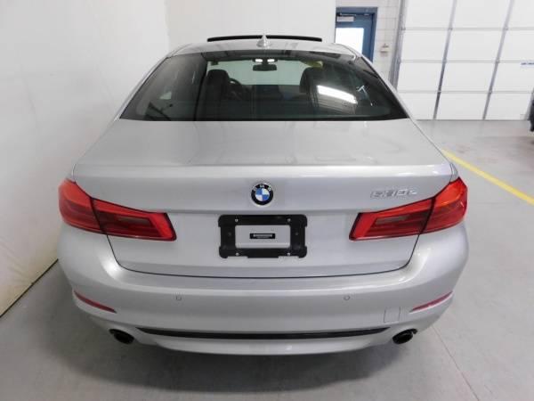 2019 BMW 5 Series WBAJB1C51KB376240