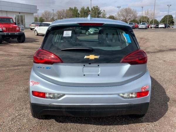 2017 Chevrolet Bolt 1G1FW6S07H4128578