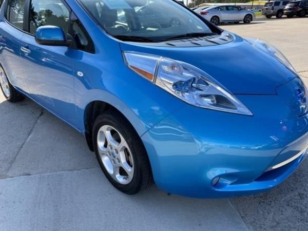 2012 Nissan LEAF JN1AZ0CP3CT017397