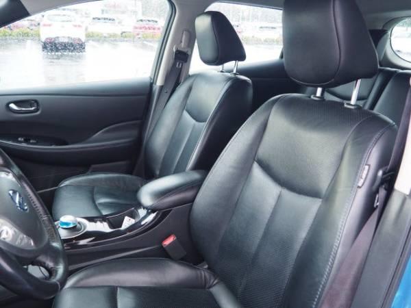 2013 Nissan LEAF 1N4AZ0CP2DC406648
