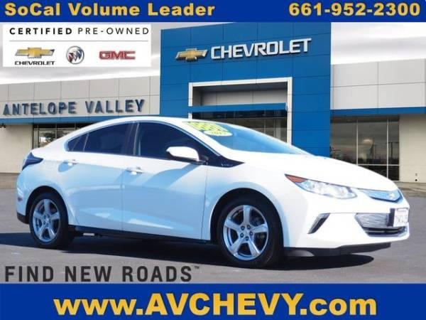 2017 Chevrolet VOLT 1G1RC6S50HU213327