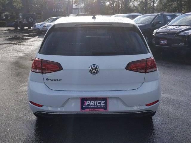 2019 Volkswagen e-Golf WVWKR7AU8KW916191