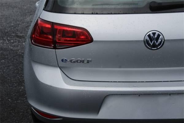 2016 Volkswagen e-Golf WVWKP7AU7GW916020