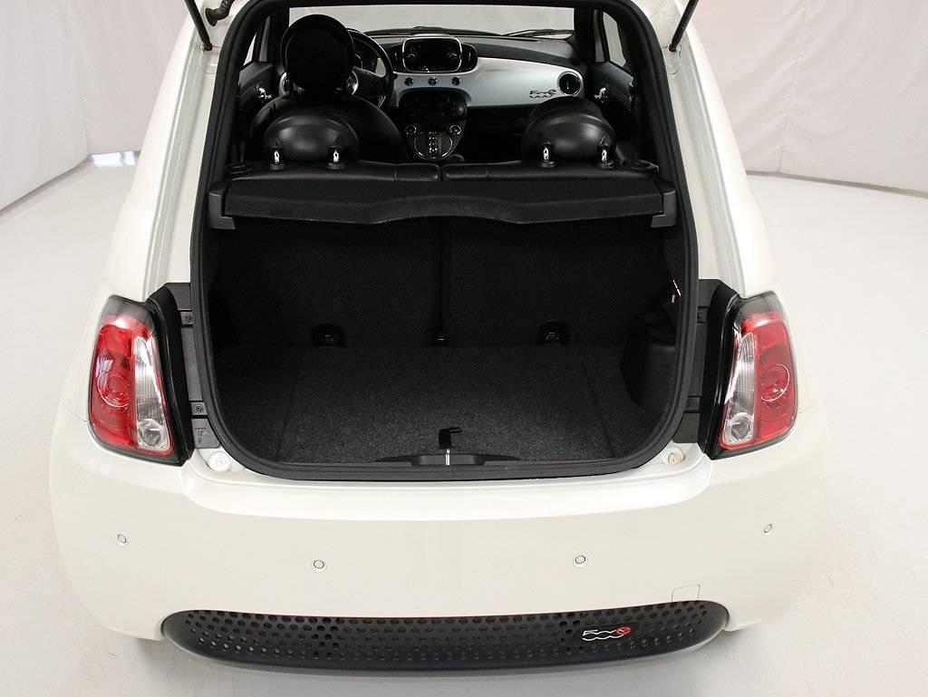 2017 Fiat 500e 3C3CFFGE5HT527678