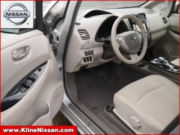 2012 Nissan LEAF JN1AZ0CP3CT019912