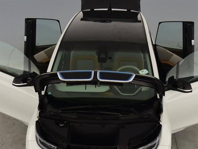 2015 BMW i3 WBY1Z4C54FV500620