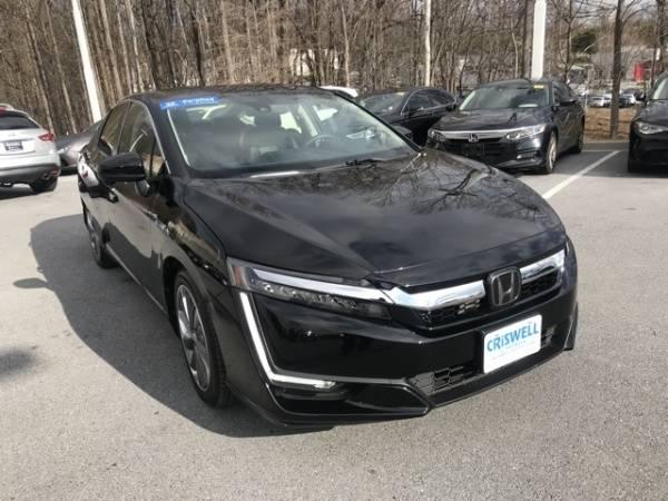 2018 Honda Clarity JHMZC5F10JC007119
