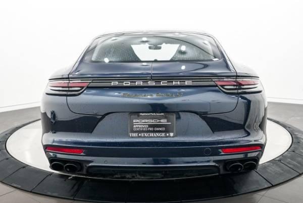 2018 Porsche Panamera WP0AH2A7XJL144658